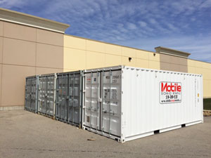 storage pod containers for business