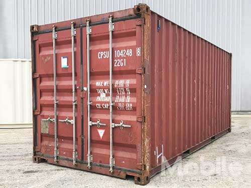 Used 20' Shipping Container