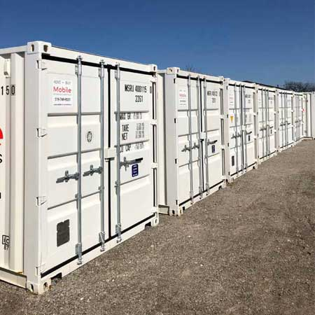 Storage units in Kitchener Waterloo